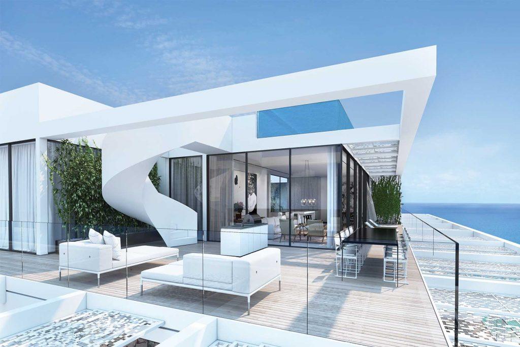 דירות יוקרה למכירה בתל אביב